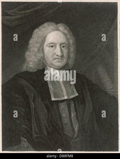 Edmund Halley Dahl Fry - Stock Image