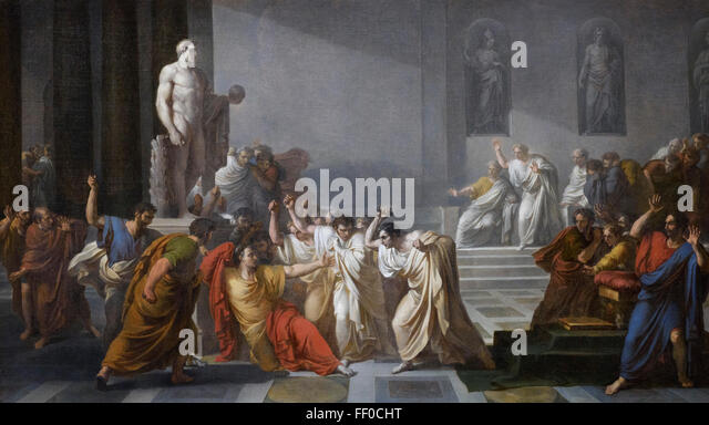 a history of death of julius caesar Julius caesar has the distinction of being one of the most important people in world history of articles about julius caesar the death of julius caesar.