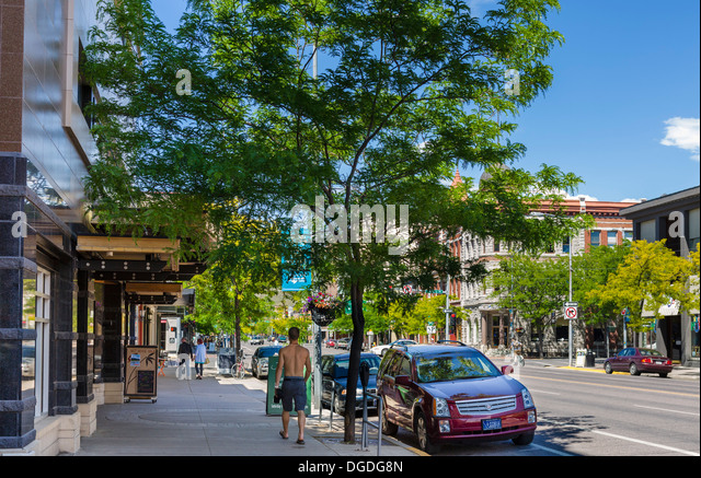 Missoula stock photos missoula stock images alamy for Bitterroot motors missoula montana