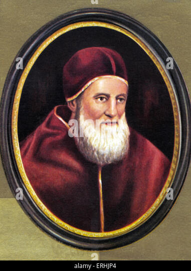 a biography of pope julius ii The abridged history of rome in 32 pages: part iii - chapter ii - splendour and crisis.