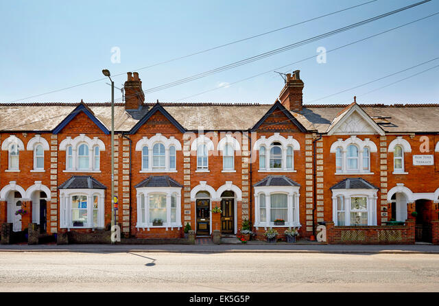 Terraced house stock photos terraced house stock images for Terrace homes