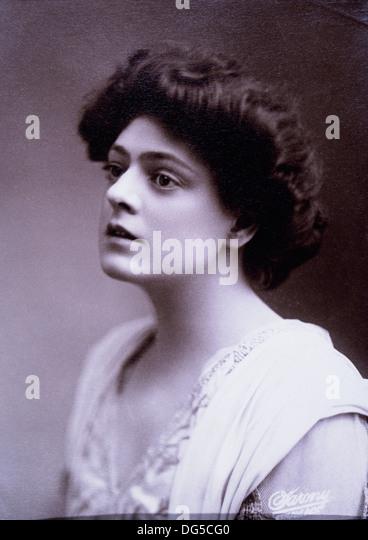 Ethel Barrymore, Actress, Portrait, 1908 - Stock Image