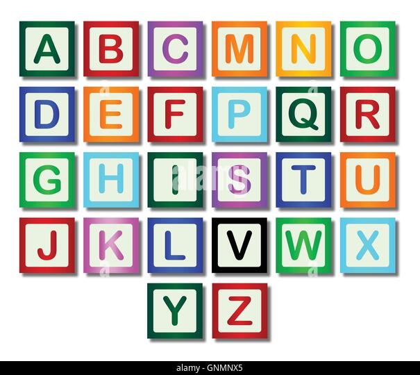 Wood Block Letters Stock Photos & Wood Block Letters Stock ...
