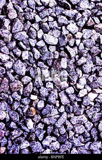 Small Stones - Stock Image