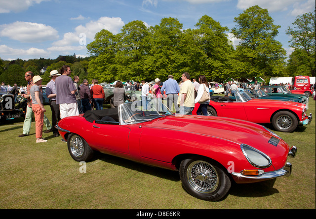 Haslemere Classic Car Show