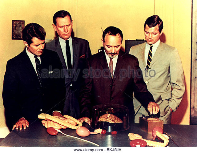 ASTRO-ZOMBIES -1969 ASTR - Stock Image
