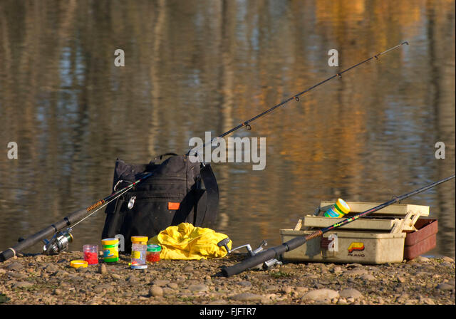 Bait and tackle stock photos bait and tackle stock for Closest fishing store