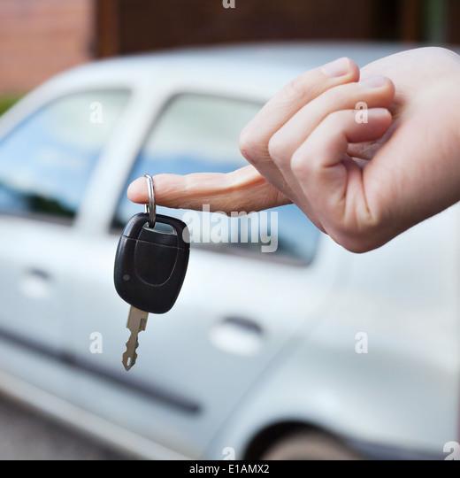 rent car - Stock-Bilder