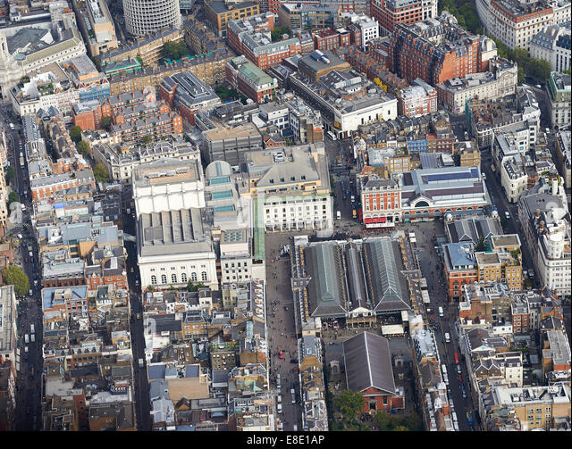 Covent garden london aerial stock photos covent garden london aerial st - Covent garden magasin ...