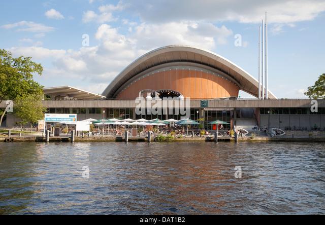 House of World Culture, Berlin, Germany - Stock-Bilder