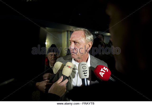 Cruyff Stock Photos & Cruyff Stock Images
