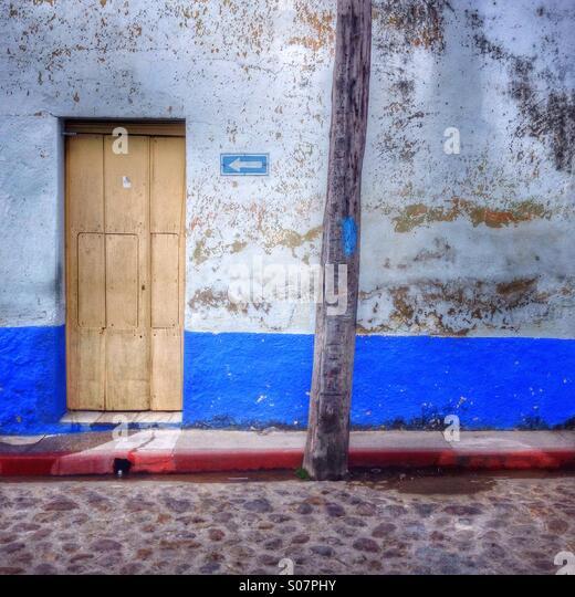 Street details Cuba - Stock Image
