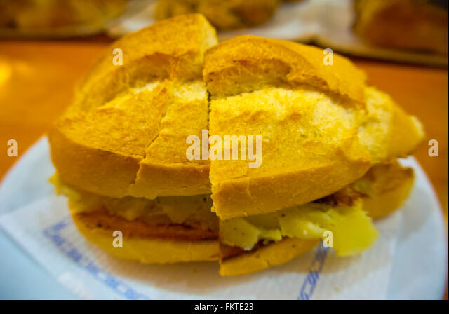 Bocadillo Stock Photos & Bocadillo Stock Images - Alamy
