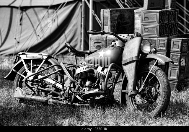 ww11 motorcycle stock photos ww11 motorcycle stock. Black Bedroom Furniture Sets. Home Design Ideas