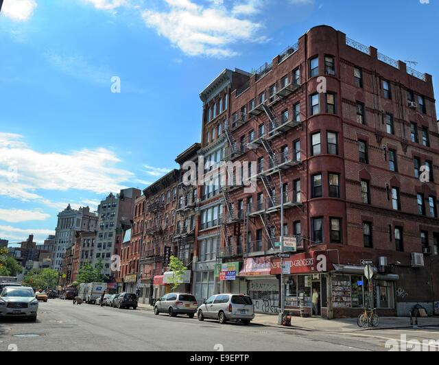 New York City Red Brick Stock Photos Amp New York City Red
