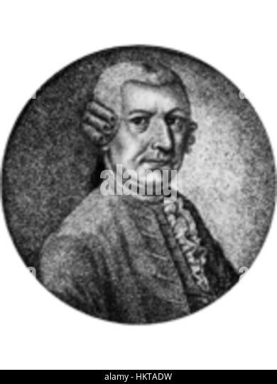 Enno Johann Heinrich Tjaden - Stock Image