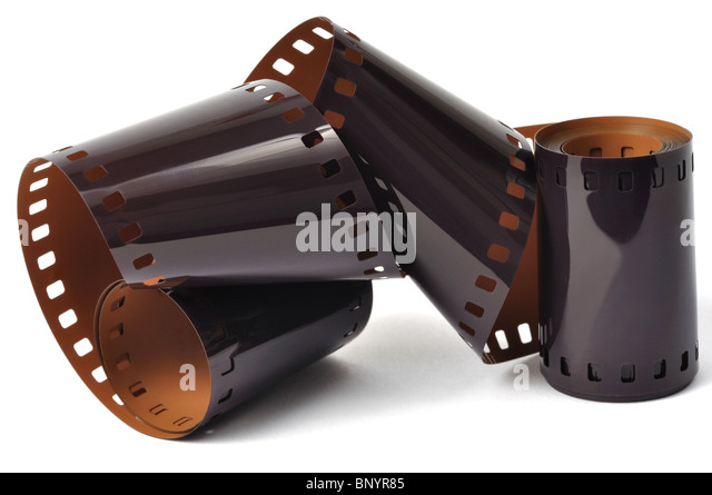 Film - Stock Image