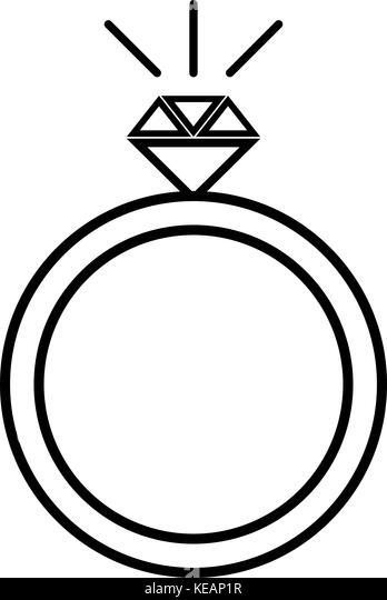 simple black white diamond outline stock photos  u0026 simple