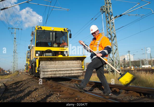 Rail Maintenance Stock Photos Rail Maintenance Stock