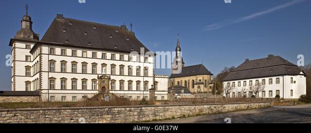 Schloss Oberhausen Cafe