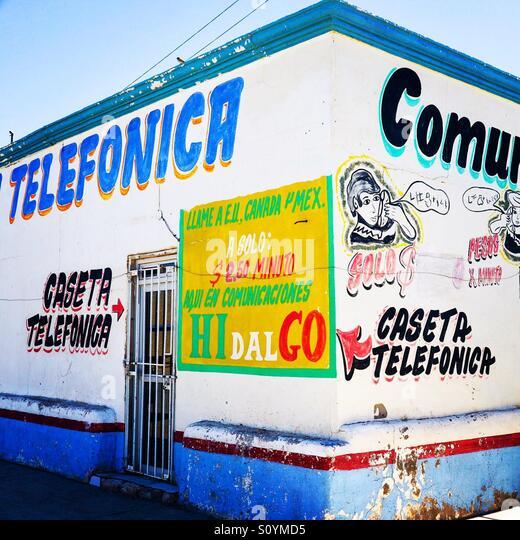 Telefonica - Stock Image
