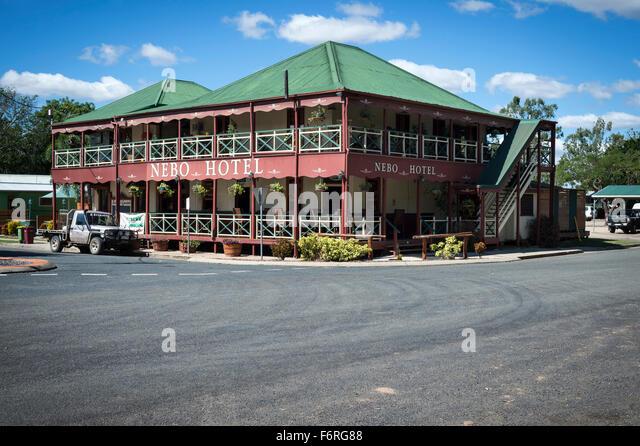 Queensland Pubs Stock Photos Queensland Pubs Stock