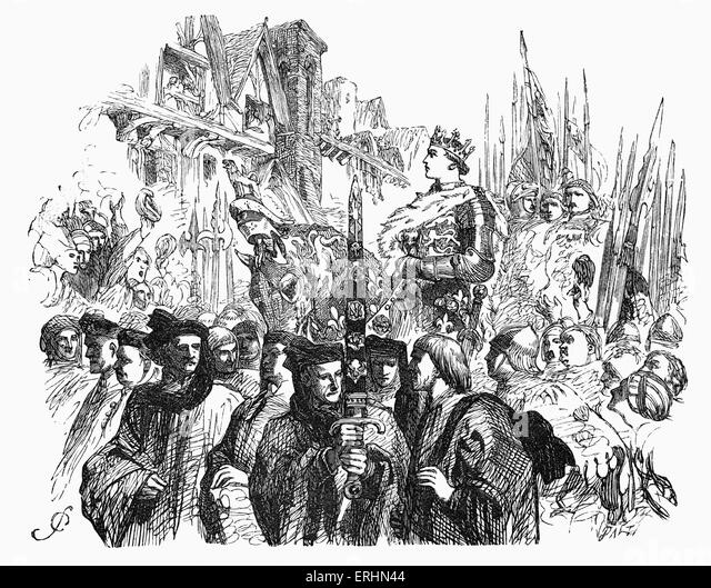 shakespeare s portrayal of kingship in henry Shakespeare shows henry's  interpretation of the play tends to revolve around issues of kingship, duplicity in harry's  - shakespeare's portrayal of.