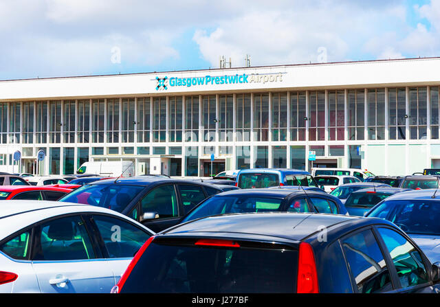 Car Parking Near Prestwick Airport