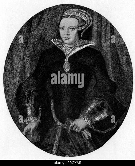 Mary Dudley: Wife of Sir Henry Sidney and eldest daughter of John Dudley, 1st Duke of Northumberland.  HS: Lord - Stock Image