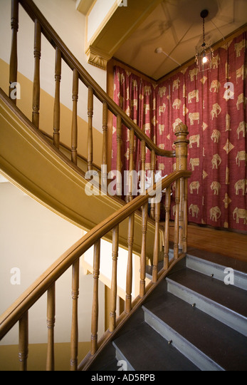 Sweeping Staircase Stock Photos Sweeping Staircase Stock
