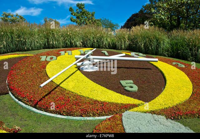 Jardin anglais geneva stock photos jardin anglais geneva for Jardin anglais