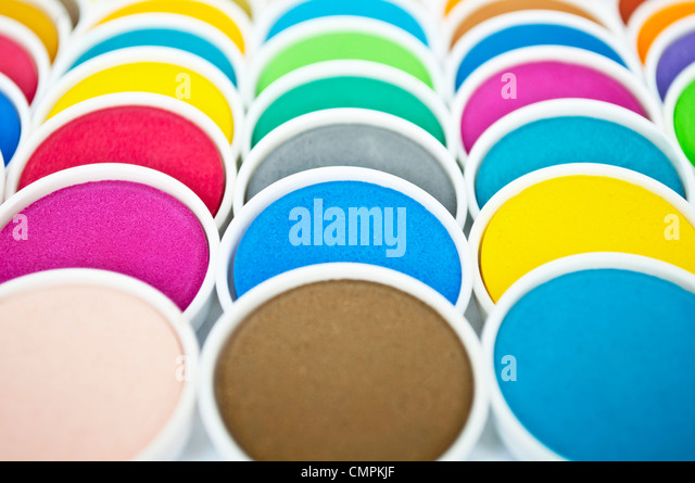 Abstract watercolors background - Stock-Bilder