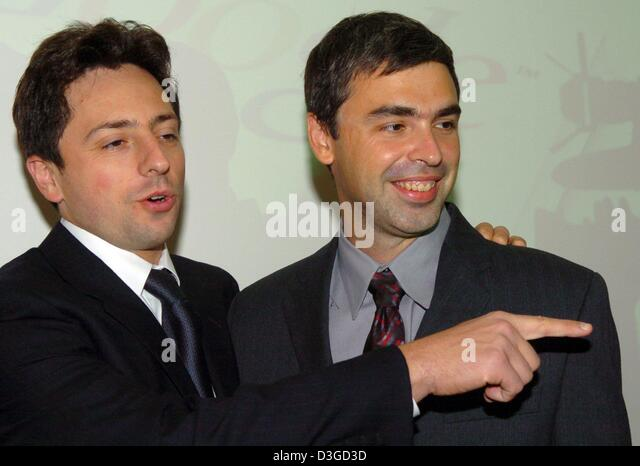 Sergey Brin Stock Phot...