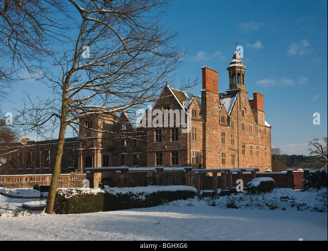 Rufford Abbey - Stock Image