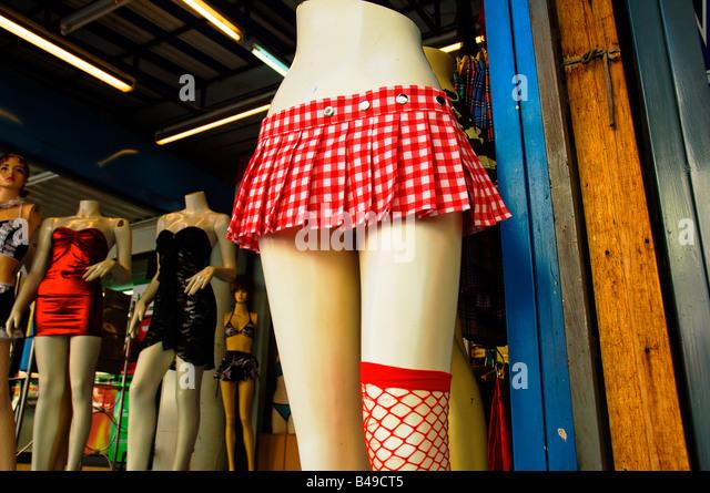 stock market skirt
