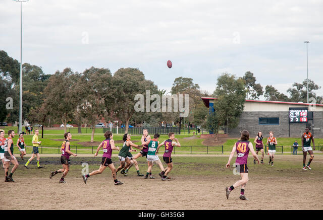 australian amateur soccer
