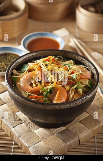 Singapore Noodles Stock Photos & Singapore Noodles Stock ...