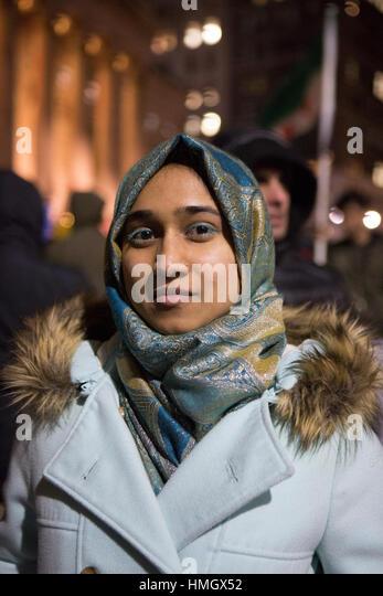 muslim women girls united states york brooklyn