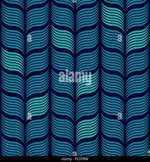 Geometric Abstract shapes background. Seamless Geometric pattern. Vector illustration. - Stock Image