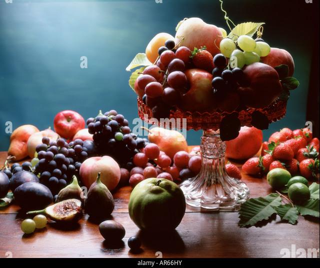 fruit bowl - Stock-Bilder