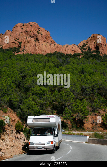travel road provence camper