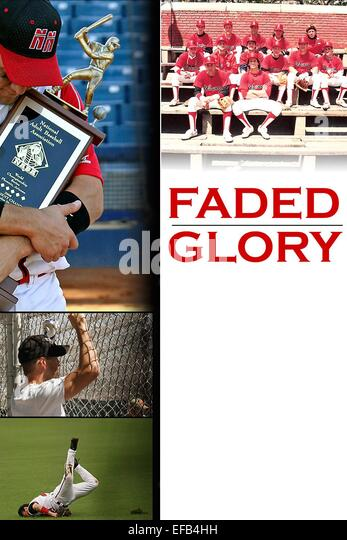 MOVIE POSTER FADED GLORY (2009) - Stock Image