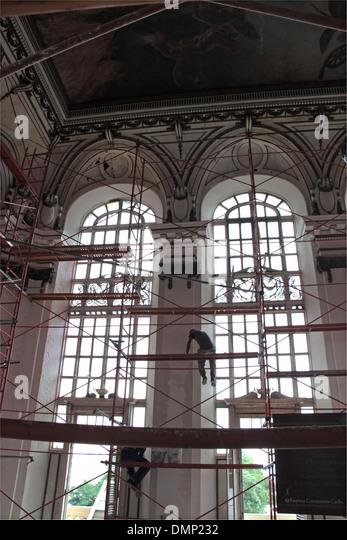 Palacio de la revolucion stock photos palacio de la for Espejos salon