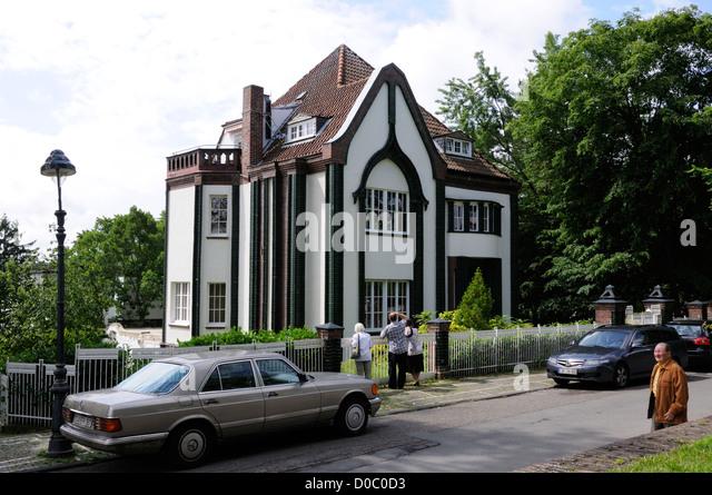 Peter behrens building stock photos peter behrens for Behrens house