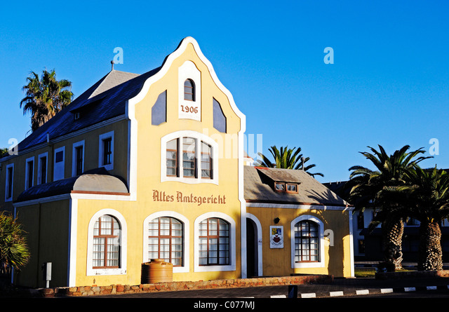 Colonial court africa stock photos colonial court africa for German colonial house