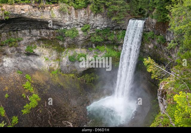 Brandywine falls. British Columbia. Canada - Stock Image