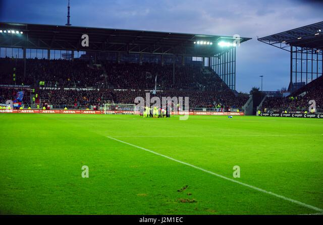 Millerntor Stadion, Hamburg, Germany - Stock-Bilder