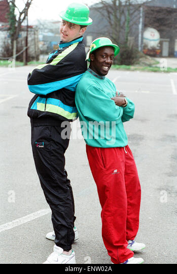 Ruel Fox. Norwich photocall 2nd April 1992. - Stock Image