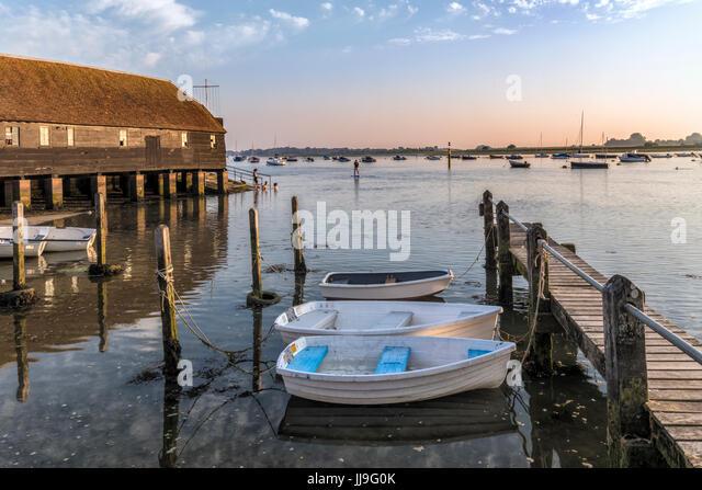 Bosham, Chichester, West Sussex, England, UK - Stock-Bilder