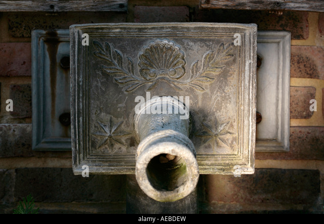 Decorative feature stock photos decorative feature stock images alamy - Decorative water spouts ...
